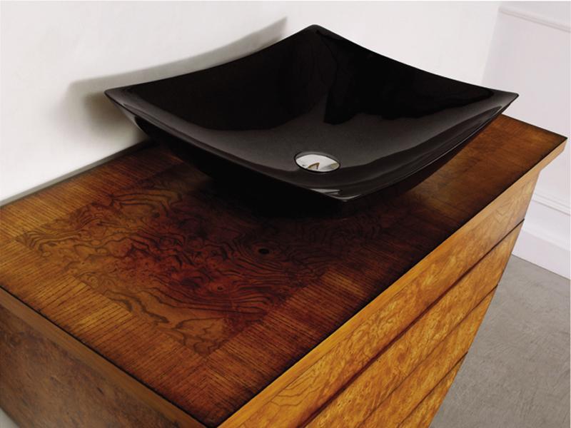 """40"""" Imperia Single Vessel Sink Vanity"""